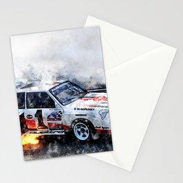 Walter Roehrl, S1, Bikes Peak Stationery Cards
