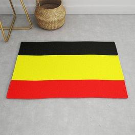 Drapeau Belgique Rug