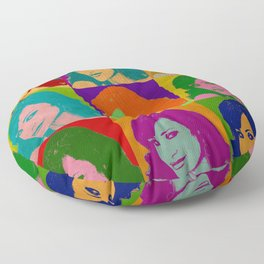 Retro Lisa Floor Pillow
