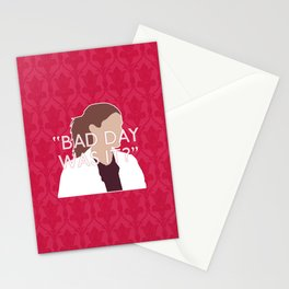 A Study in Pink - Molly Hooper Stationery Cards