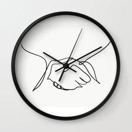 Intro V2 Wall Clock