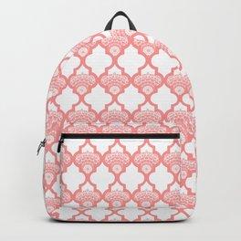 Peach bloom Backpack