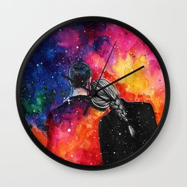 Next to me Wall Clock