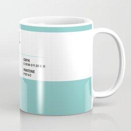 Okay. - Colour Card Coffee Mug