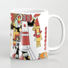 mayan aztec inca mexican culture Coffee Mug