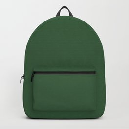 Simply Solid - Heather Green Backpack