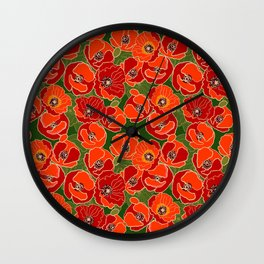Amapolay Wall Clock