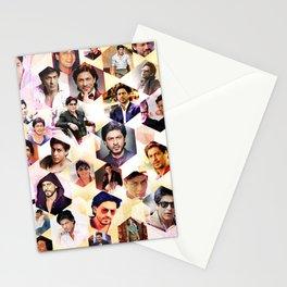 Shahrukh Khan Pillowcase Stationery Cards