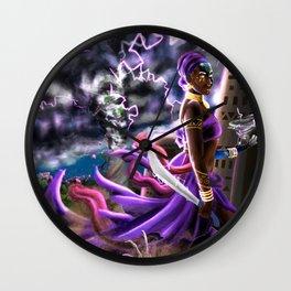 Oya Wall Clock
