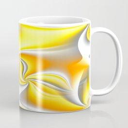 Turn Around (yellow) Coffee Mug