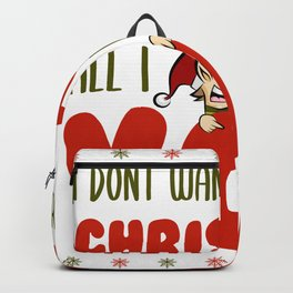 All I want for Christmas is Backpack