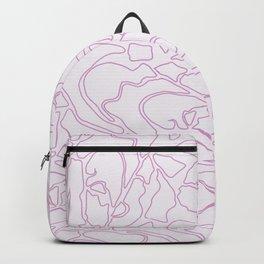 Pastel Pattern I Backpack