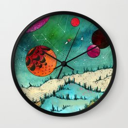 Sooner or Later Wall Clock