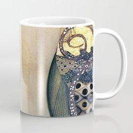Gustav Klimt - The Hydra - Digital Remastered Edition Coffee Mug
