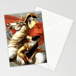 Napoleon birb Stationery Cards