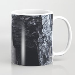 Abandoned Tunnel in Northern Minnesota Coffee Mug