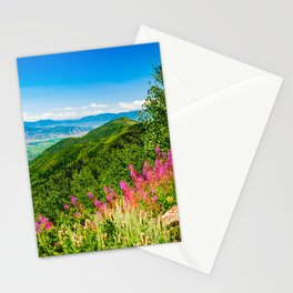 Park City Utah Landscape Photography Gifts Stationery Cards