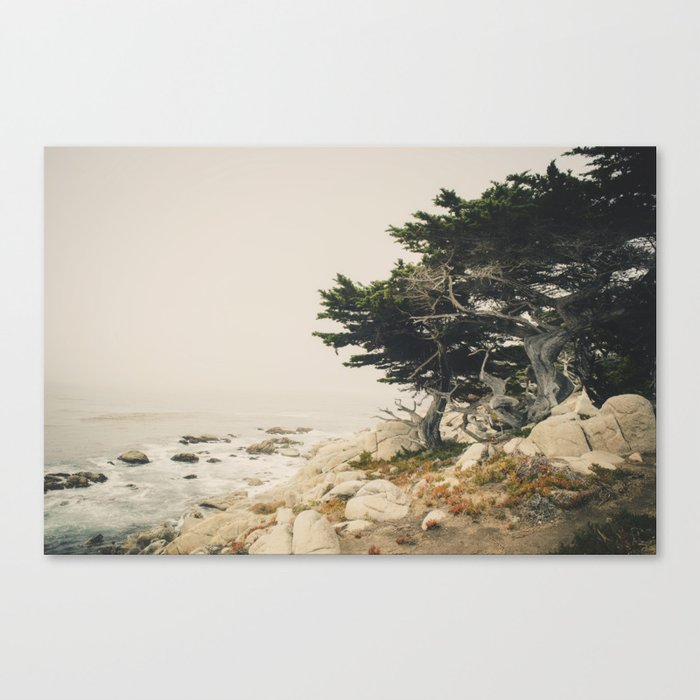 Carmel by the Sea Leinwanddruck