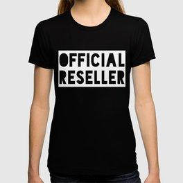 Official Reseller T-shirt