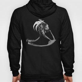 Gaboon Viper Skull Ca2 Hoody