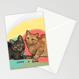 Chief & King Stationery Cards