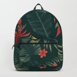 Floral Art #4 Backpack