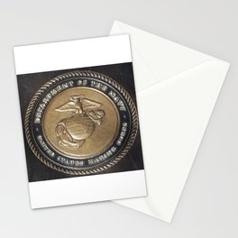 United States Marine Corps Stationery Cards