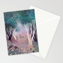Midsummer Night Stationery Cards