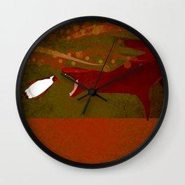 food chain 2 Wall Clock