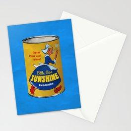 Sunshine Shot Stationery Cards