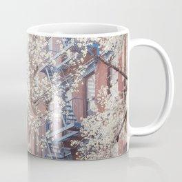 Blossom of East Village Coffee Mug