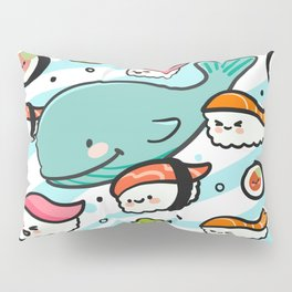 Sushi Bunch Pillow Sham
