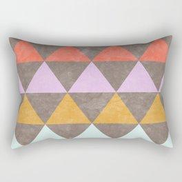 Southwest Triangles Rectangular Pillow