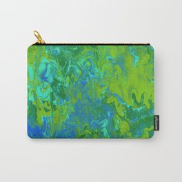 Paint Pouring 36 Carry-All Pouch