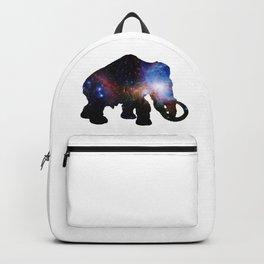 Galaxy Elephant Backpack