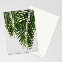 Palm Leaf II Stationery Cards