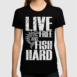 Just call me the Fish Whisperer T-shirt