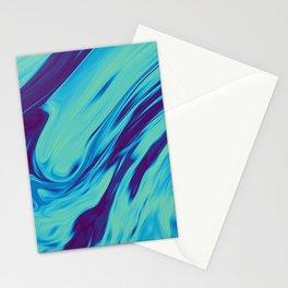 Midnite Oil Stationery Cards