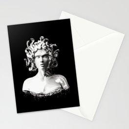 Silver Medusa Stationery Cards