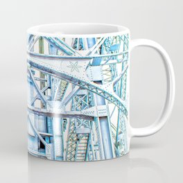 Lift Bridge Coffee Mug