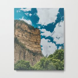 Colorado - Road Trip Series Metal Print