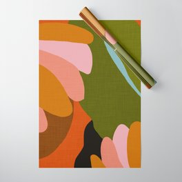 Floria Wrapping Paper