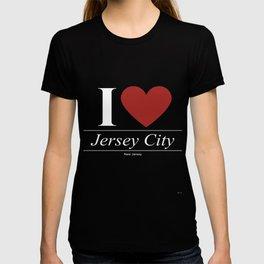 Jersey City New Jersey NJ New Jerseyan T-shirt