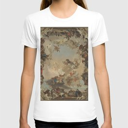 Allegory of the Planets and the Continents by Giovanni Battista Tiepolo T-shirt