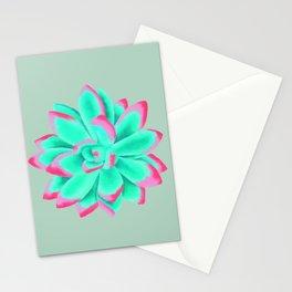 Desert flower nr 1 Stationery Cards