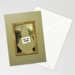 Out of order Stationery Cards