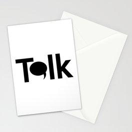 Lets talk Stationery Cards