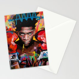 Jean-Michel Basquiat ART Stationery Cards