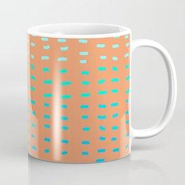 Fiesta at Festival - Paupiere & Turquoise Coffee Mug