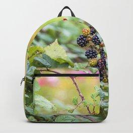Blackberry. Backpack